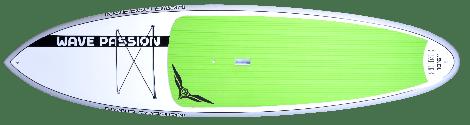 Shine Wave SUP-Green-11ft6