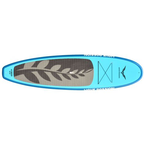Hybrid Ride SUP-Blue Navy-10ft6