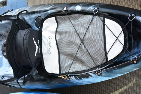 Insulated Kayak Fish Bag