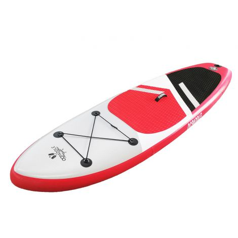 OC Paddle 9ft Red Inflatable SUP