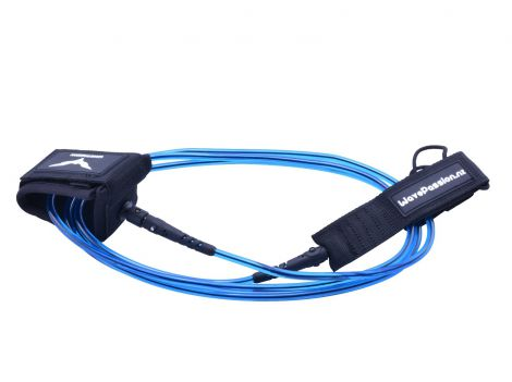 Surf Leash 7ft Blue