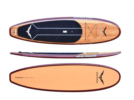 Trek Hybrid SUP Brown