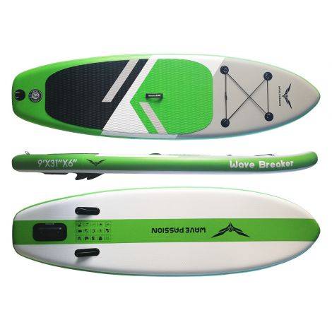 Wave Breaker Inflatable SUP