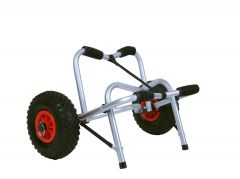 Kayak Trolley KT-B-Pneumatic Wheel Red