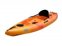 Purity Kayak-Red-Yellow