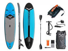 X2 inflatable SUP with E-Pump