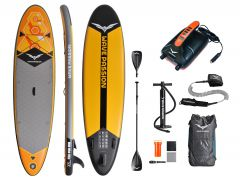 X5 inflatable SUP with E-Pump