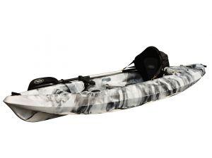 EZ300 Kayak-White-Black