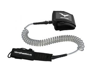 SUP Leash 9ft Coiled